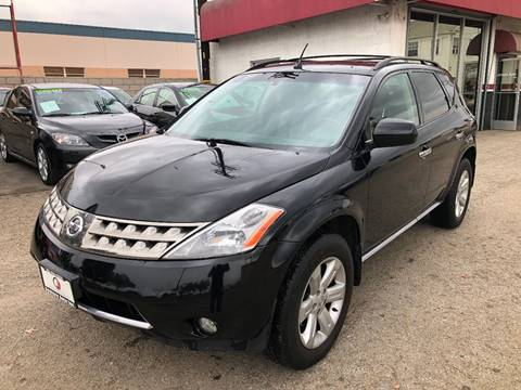 2006 Nissan Murano for sale at Venture Auto Inc in South Gate CA