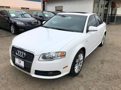 2008 Audi A4 for sale at Venture Auto Inc in South Gate CA