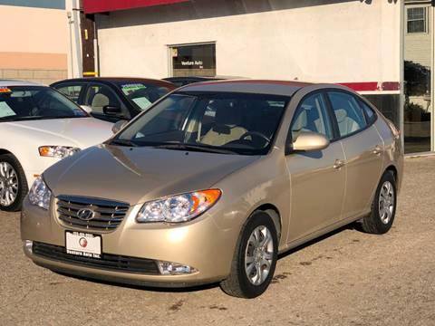 2010 Hyundai Elantra for sale at Venture Auto Inc in South Gate CA