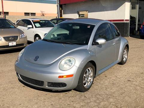 2006 Volkswagen New Beetle for sale at Venture Auto Inc in South Gate CA