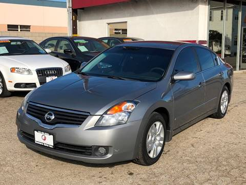 2009 Nissan Altima for sale at Venture Auto Inc in South Gate CA