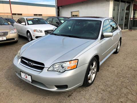 2006 Subaru Legacy for sale at Venture Auto Inc in South Gate CA