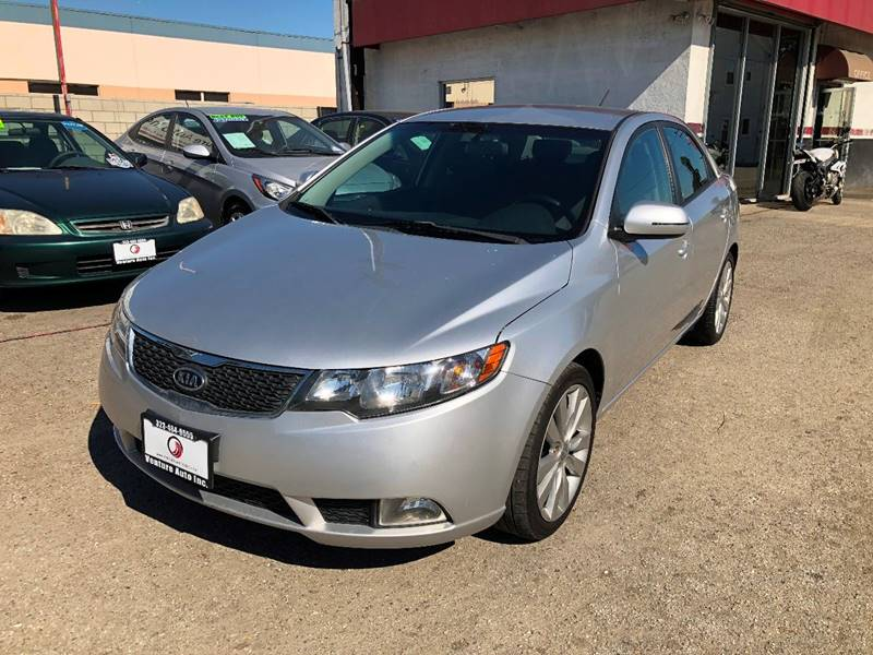 2011 kia forte sx 4dr sedan 6a in cudahy ca venture auto inc. Black Bedroom Furniture Sets. Home Design Ideas