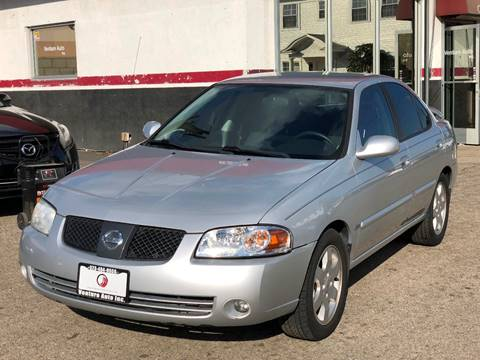 2006 Nissan Sentra for sale at Venture Auto Inc in South Gate CA