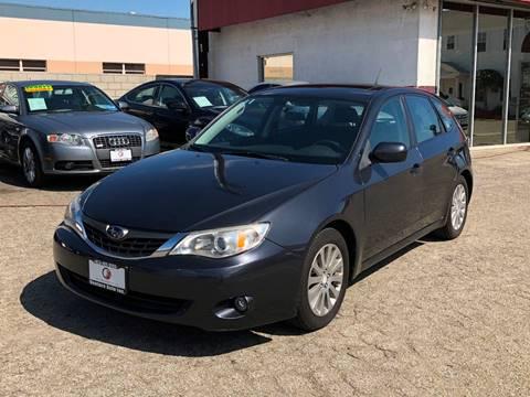 2009 Subaru Impreza for sale at Venture Auto Inc in South Gate CA
