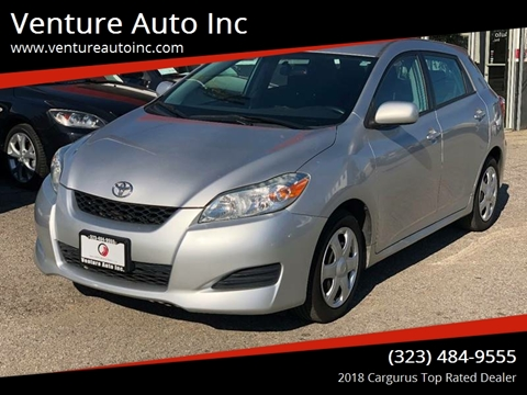2009 Toyota Matrix for sale at Venture Auto Inc in South Gate CA