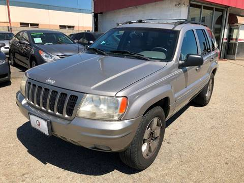 1999 Jeep Grand Cherokee for sale at Venture Auto Inc in South Gate CA