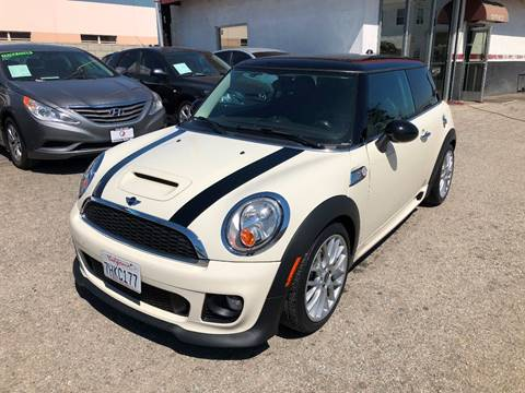 2013 MINI Hardtop for sale at Venture Auto Inc in South Gate CA