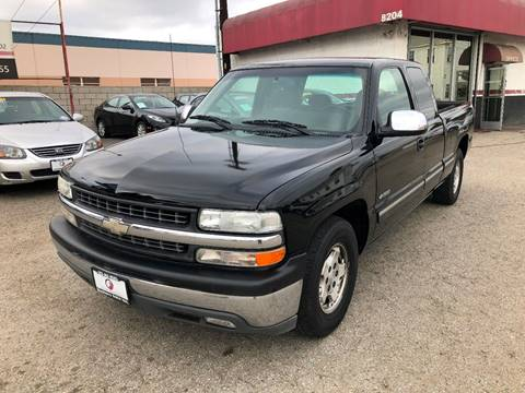 2000 Chevrolet Silverado 1500 for sale at Venture Auto Inc in South Gate CA