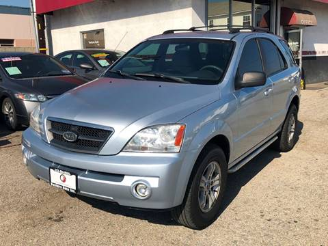2004 Kia Sorento for sale at Venture Auto Inc in South Gate CA