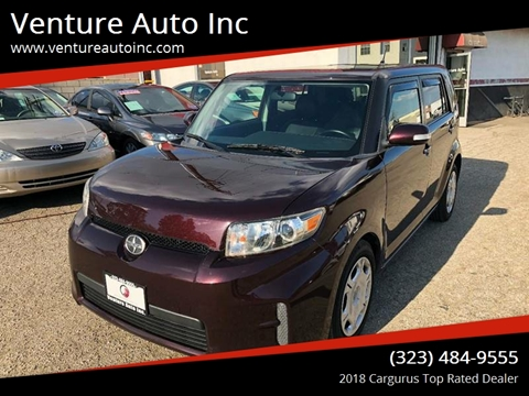 2012 Scion xB for sale at Venture Auto Inc in South Gate CA