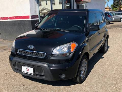 2010 Kia Soul for sale at Venture Auto Inc in South Gate CA