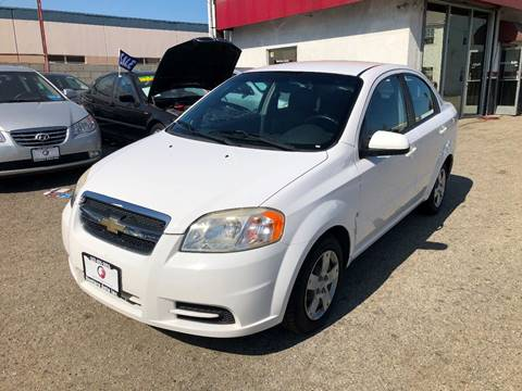 2009 Chevrolet Aveo for sale at Venture Auto Inc in South Gate CA
