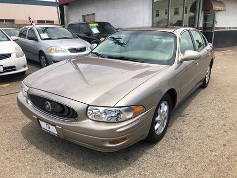 2004 Buick LeSabre for sale at Venture Auto Inc in South Gate CA