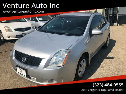 2009 Nissan Sentra for sale at Venture Auto Inc in South Gate CA
