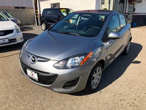 2013 Mazda MAZDA2 for sale at Venture Auto Inc in South Gate CA