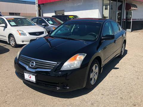 2007 Nissan Altima for sale at Venture Auto Inc in South Gate CA
