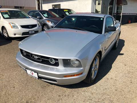 2008 Ford Mustang for sale at Venture Auto Inc in South Gate CA