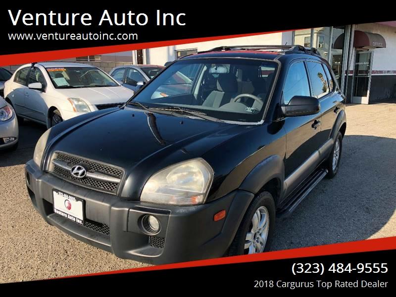 2008 Hyundai Tucson Limited V6 4dr Suv In Cudahy Ca