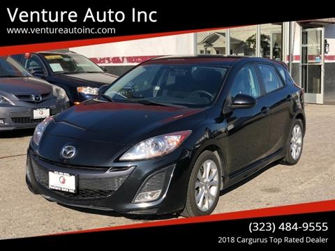 2011 Mazda MAZDA3 for sale at Venture Auto Inc in South Gate CA