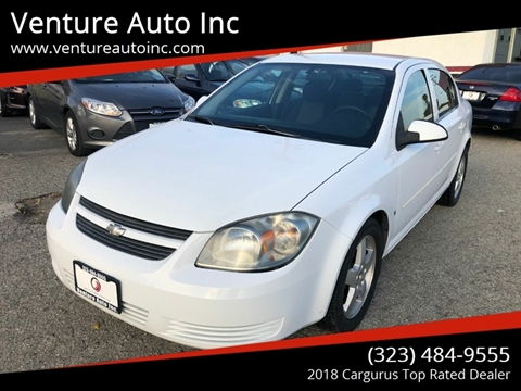 2009 Chevrolet Cobalt for sale at Venture Auto Inc in South Gate CA