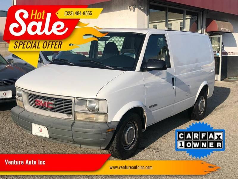 1999 GMC Safari Cargo SL