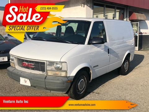 1999 GMC Safari Cargo for sale in Cudahy, CA