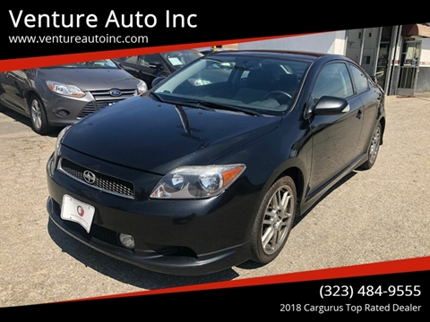 2006 Scion tC for sale at Venture Auto Inc in South Gate CA