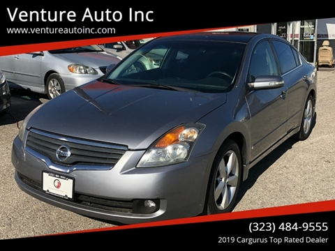2008 Nissan Altima for sale at Venture Auto Inc in South Gate CA