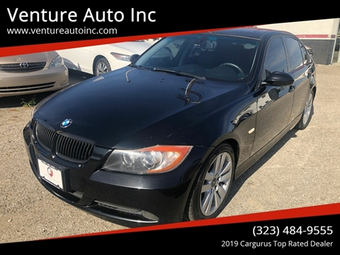 2007 BMW 3 Series for sale at Venture Auto Inc in South Gate CA