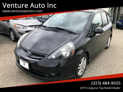 2008 Honda Fit for sale in Cudahy, CA
