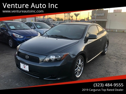 2010 Scion tC for sale at Venture Auto Inc in South Gate CA