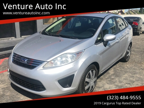 2011 Ford Fiesta for sale in South Gate, CA