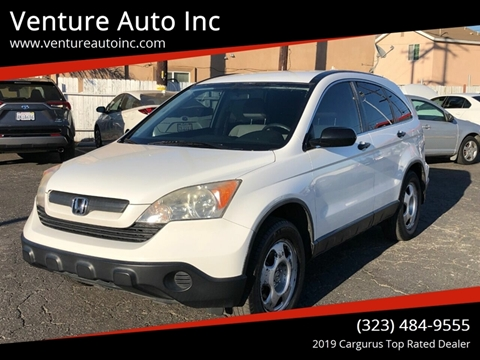 2008 Honda CR-V for sale at Venture Auto Inc in South Gate CA