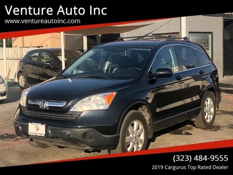 2007 Honda CR-V for sale at Venture Auto Inc in South Gate CA