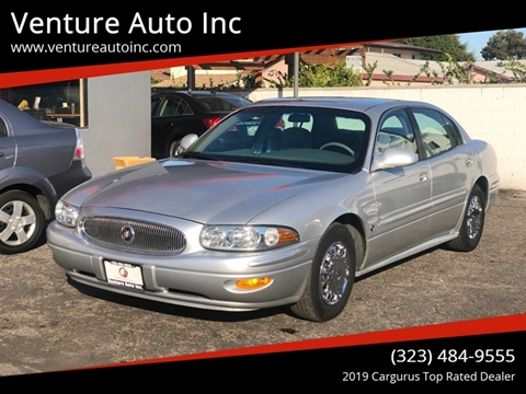 2003 Buick LeSabre for sale at Venture Auto Inc in South Gate CA