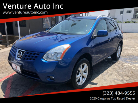 2010 Nissan Rogue for sale at Venture Auto Inc in South Gate CA