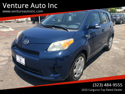 2008 Scion xD for sale at Venture Auto Inc in South Gate CA