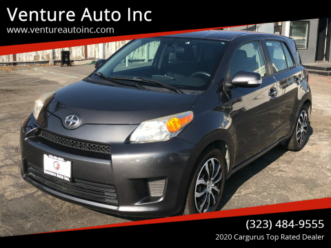 2012 Scion xD for sale at Venture Auto Inc in South Gate CA