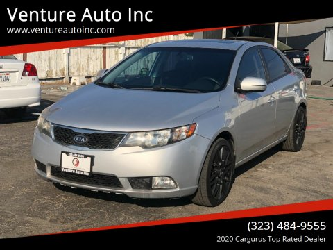 2012 Kia Forte for sale at Venture Auto Inc in South Gate CA