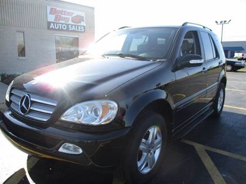 2005 Mercedes-Benz M-Class for sale in Union Grove, WI