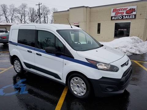 9a7cd2670f Used Ford Transit Connect For Sale in Wisconsin - Carsforsale.com®