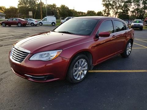 2014 Chrysler 200 for sale in Union Grove, WI
