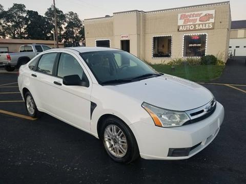 2008 Ford Focus for sale in Union Grove, WI