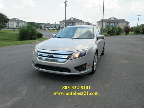 2010 Ford Fusion for sale in Fort Mill, SC