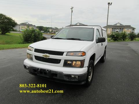 2012 Chevrolet Colorado for sale in Fort Mill, SC