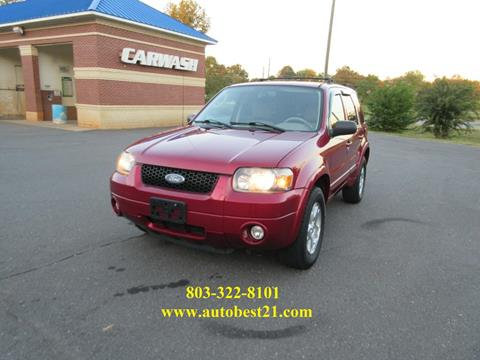 2007 Ford Escape for sale in Fort Mill, SC