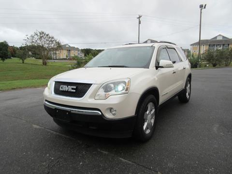 2008 GMC Acadia for sale in Fort Mill, SC