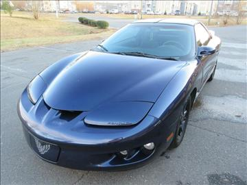 1999 Pontiac Firebird for sale in Fort Mill, SC