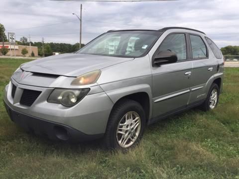 2004 Pontiac Aztek for sale in Indianapolis, IN